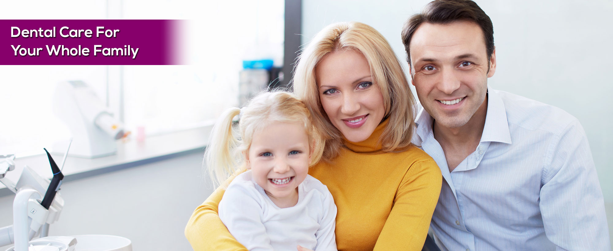 Affordable Dental Care For Family