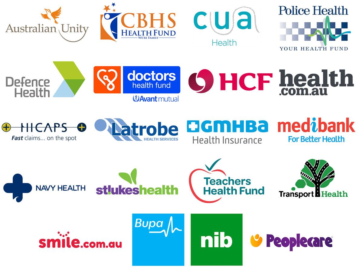 Logos - Health Fund