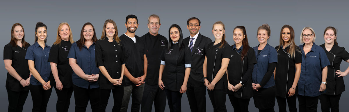 Well-qualified & Dedicated Baxter Dental Team